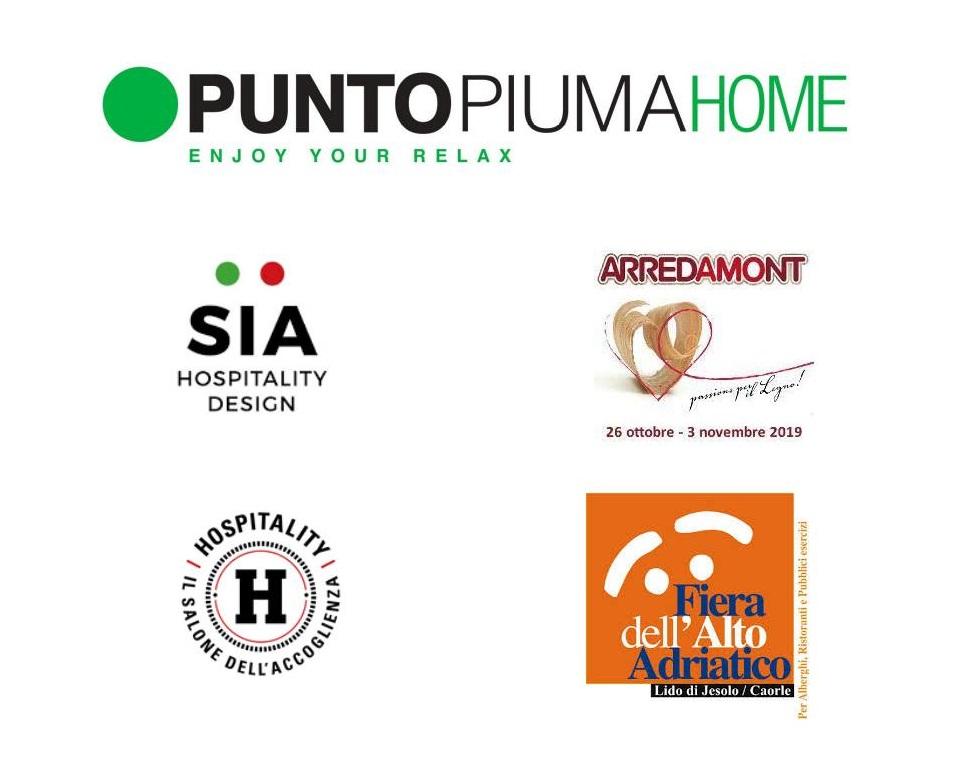 Novembre 2020 Calendario.Calendario Fiere 2019 2020 Punto Piuma Home